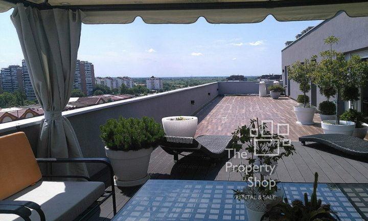 Novi Beograd stan izdavanje