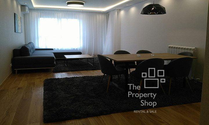 Novi Beograd, West 65, luksuzan stan, izdavanje